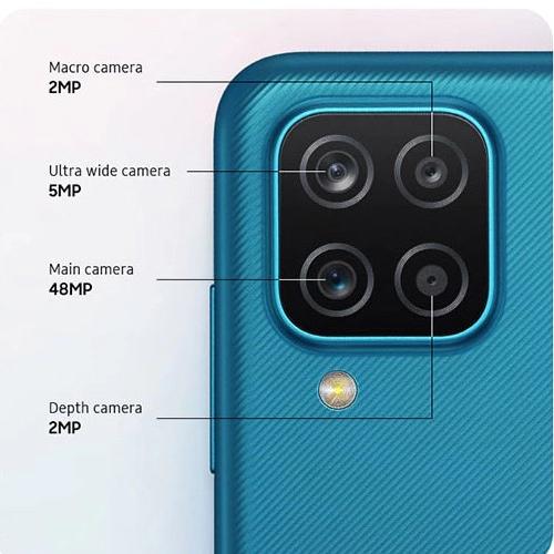 Samsung Galaxy A12 Camera Features